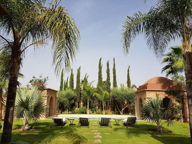 Luxueuse Villa avec Piscine privée sans vis à vis
