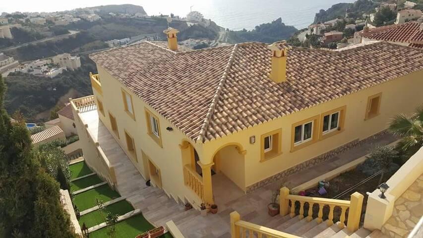 Moraira/Javea/Moraig cumbre del sol/benidorm/calpe - Benitachell - Appartement