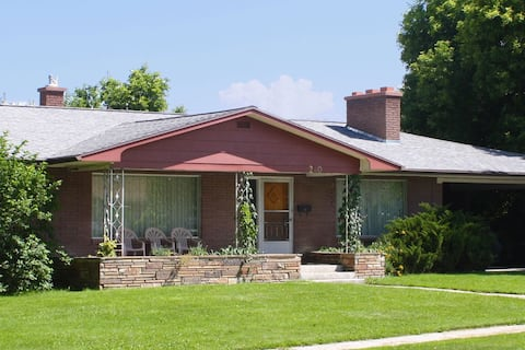 Manti Vacation Home - Come Home & Stay Awhile