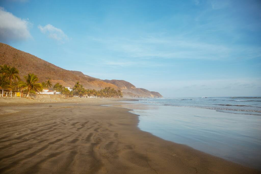 Playa de San Juan de Alima