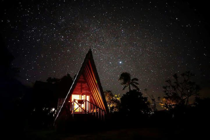 Beachfields Balian - unique eco bungalow #1