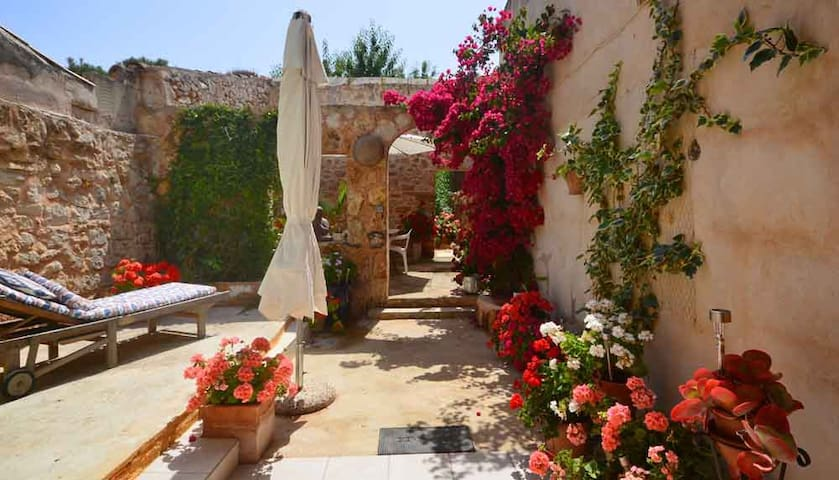 Hermosa casa de pueblo con jardín - Santanyí - Hus