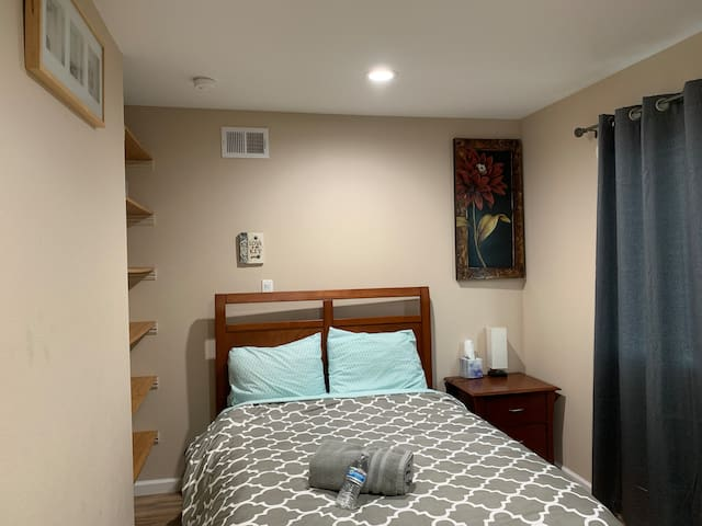 Silicon Valley East: Private Master Suite