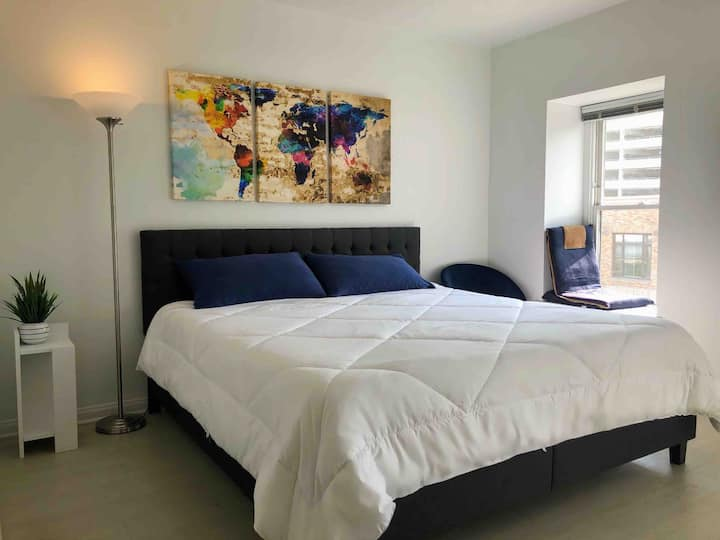 Luxury Studio in the Heart of DT Santa Monica