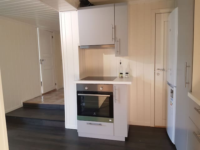 Renovated apartment close to city and mountains