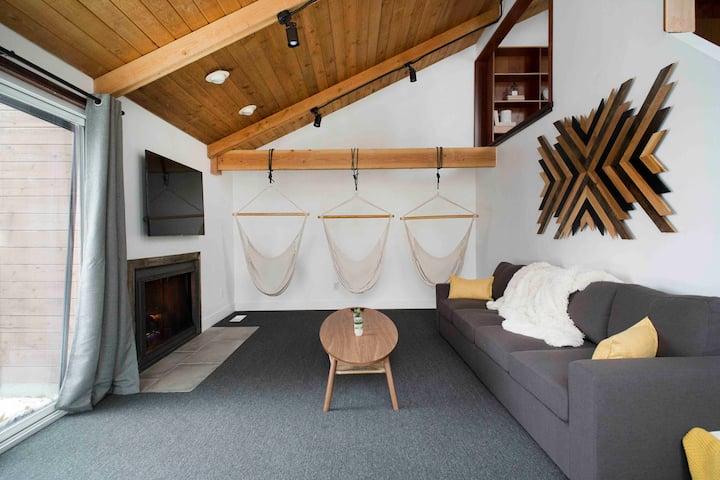 The Hammock House - King Beds, Sauna