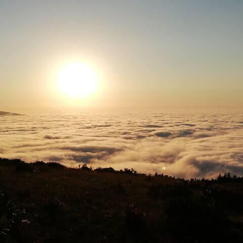 Bulutlar ülkesi hemşinde emsalsiz birvakit geçirin