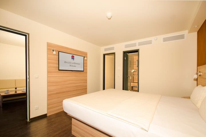 Zwei-Raum-Apartment in verkehrsgünstiger Lage