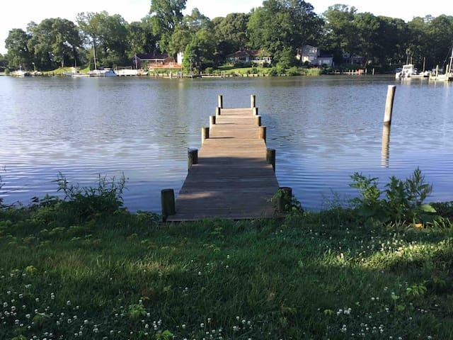 Side dock