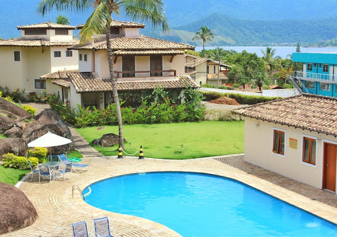 Casa Ilhabela Lado Sul - Próx. Praia do Curral
