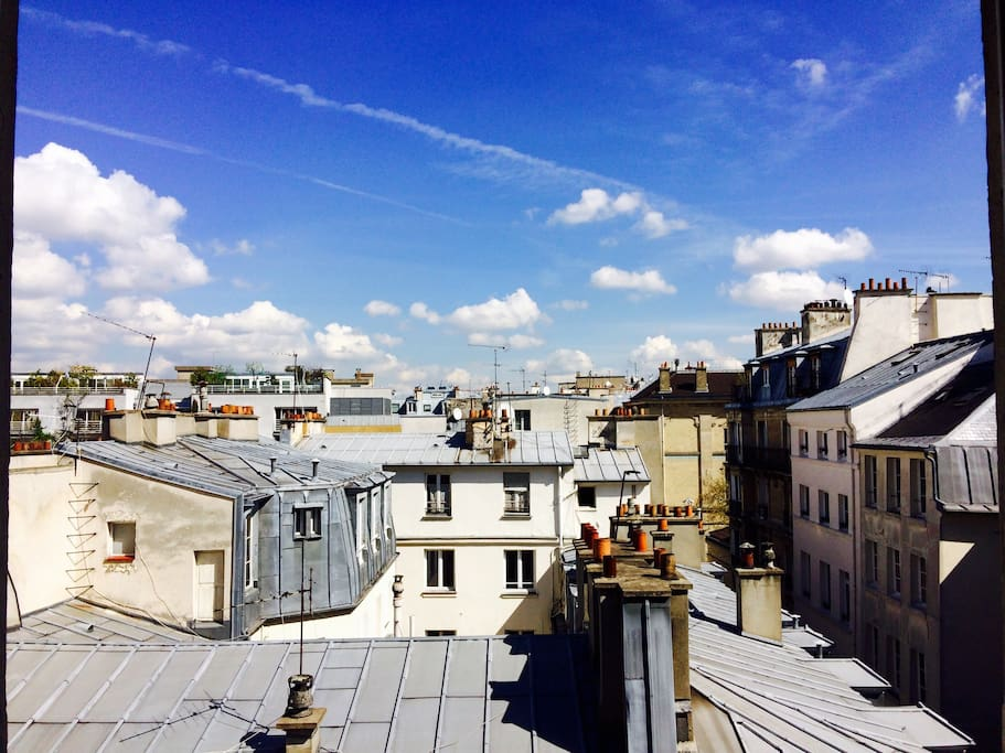 beautiful apartment in the marais apartments for rent in paris le de france france. Black Bedroom Furniture Sets. Home Design Ideas