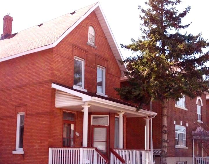 Ottawa Sleep Inn Back Packing Dorm Number 2