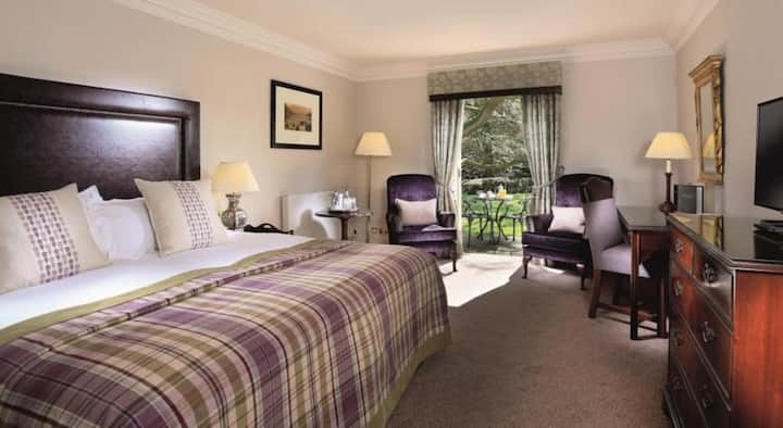 Essential Travel Only: Attractive Room Double Bed At Longhorsley