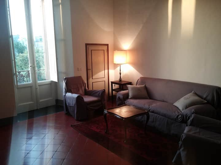 Prestigious apartment in the center of Manduria
