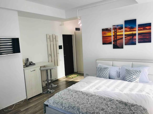 Studio for 2 in Mamaia Summerland