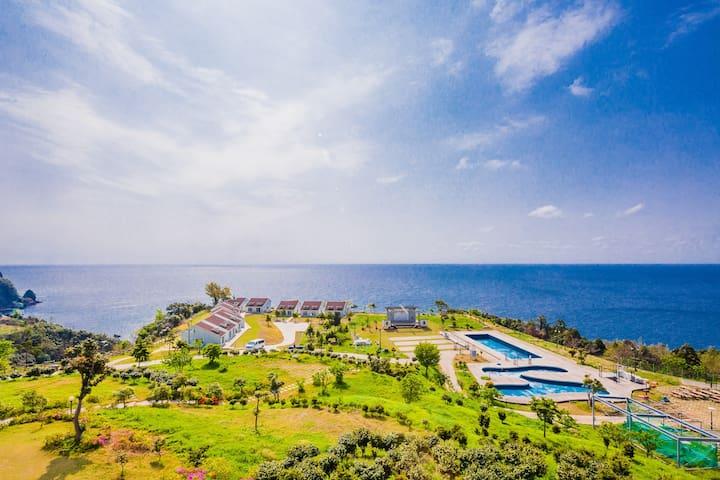 Daea Ulleung Resort - Pension