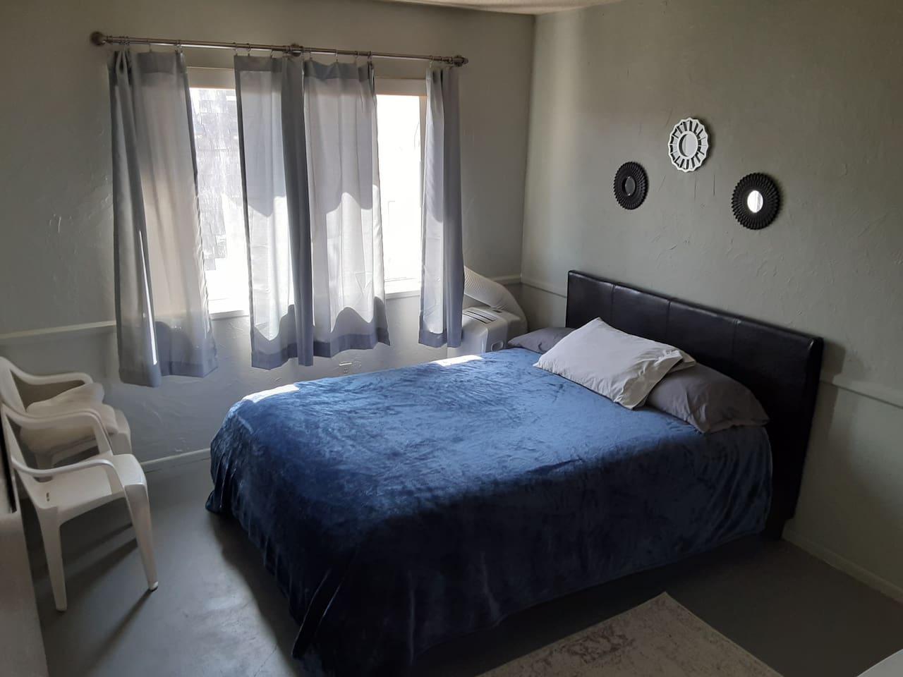 Room view from door