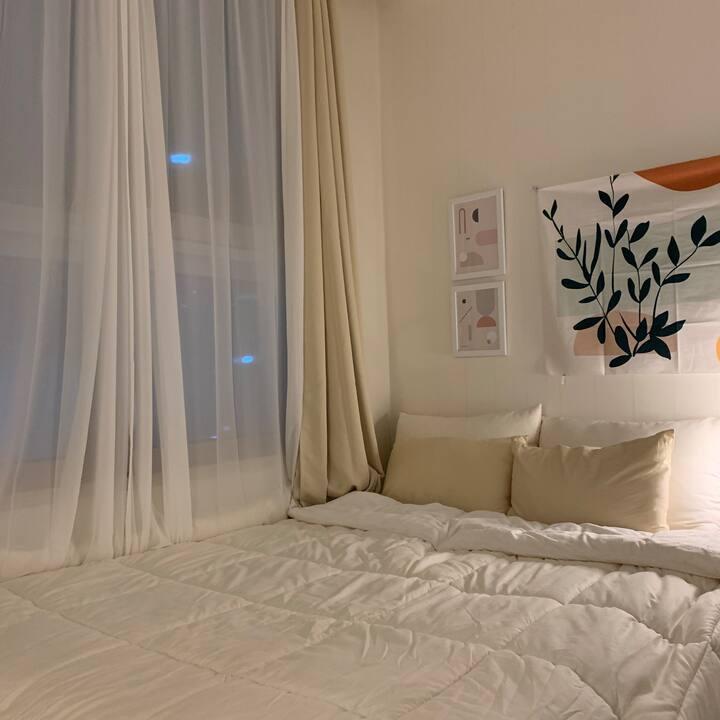 ❤️오픈초특가❤️ ღ Mood indigo ღ / 해운대해수욕장 고층 숙소