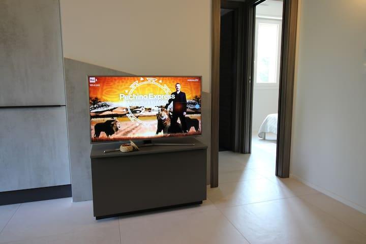 "Tv 43"" Samsung 4K Smart TV"