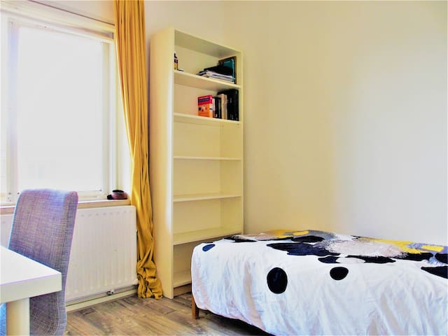 Nice room in an apartment (2 guests max)