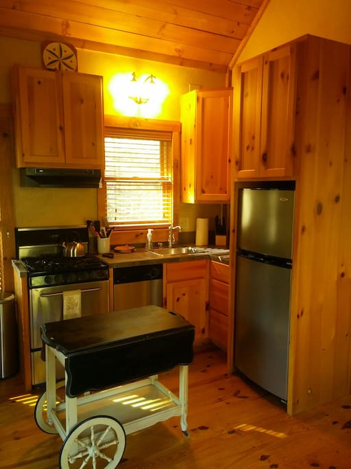 The Guest House Cabins For Rent In Boone North Carolina
