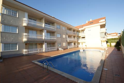 Apartamento en Playa de Montalvo