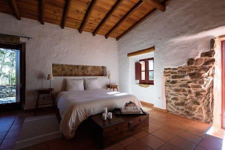 Casal da Serrana - Quarto da Burra - Reguengo Grande - Villa