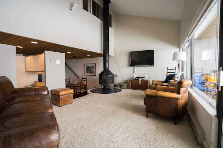 Mt. CB- Great Views, Great Space - Crested Butte - Apartment