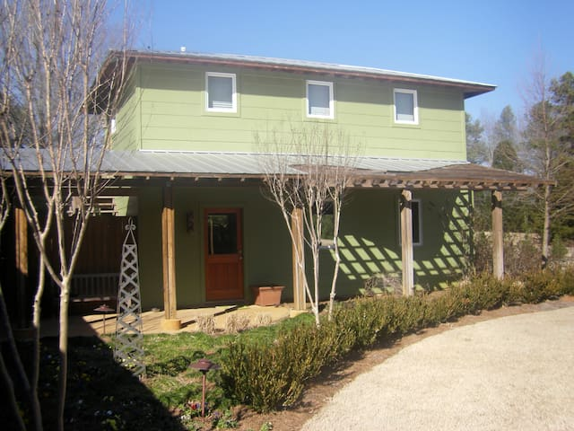 A Carriage Apartment at Possumhaw - New Albany - Daire