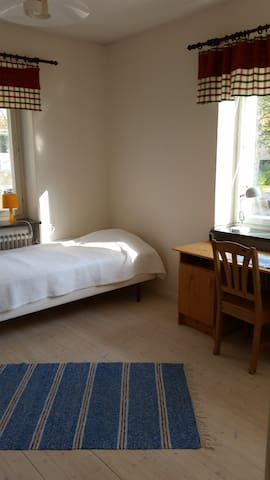 Room in apartment very close to the city centre