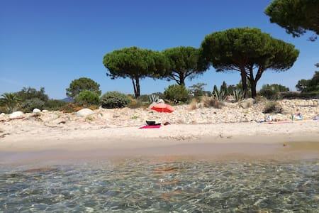 Corse du Sud Villa les pieds dans l'eau !