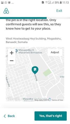Mogadishu howlwadaag