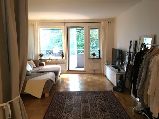 Cozy apartment close to Avenyn - Göteborg - Wohnung