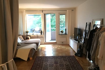 Cozy apartment close to Avenyn - Gothenburg