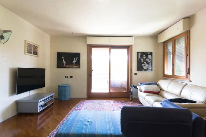 Style e Privacy in appartamento arredato