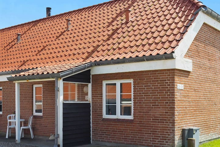 Spacious Holiday Home in Jutland with beach nearby
