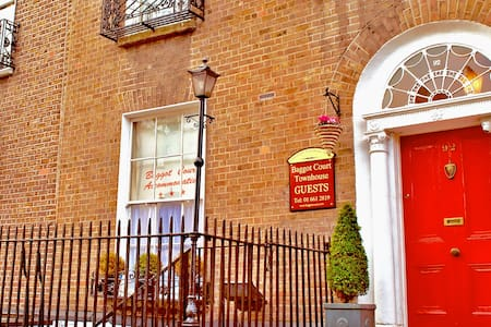 Double room perfect for business stay & city visit - Dublin - Bed & Breakfast