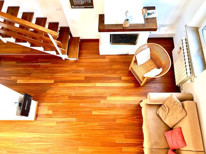 Intero appartamento-ViadellaFrezza-Panoramic view