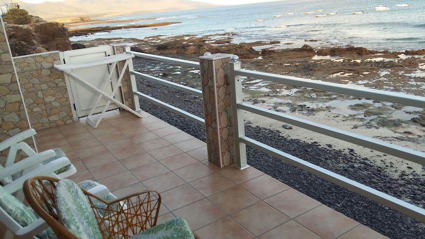 Casa única.Pie de mar.Punta Jandía - Jandia - House