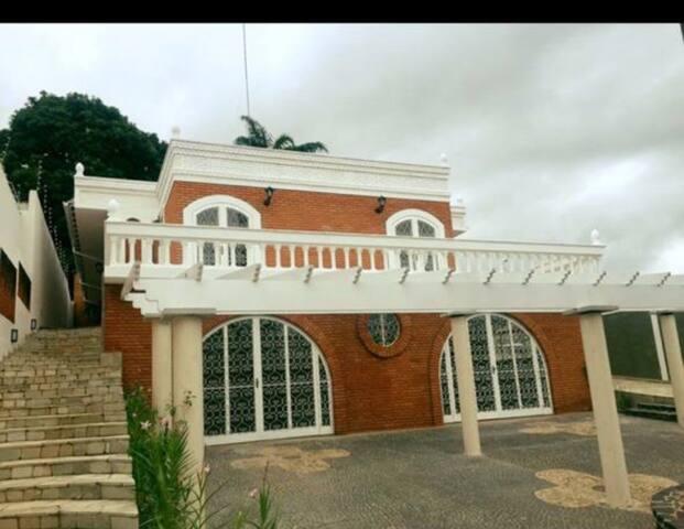 Casa linda , estilo Mediterrâneo