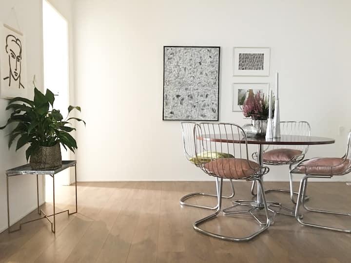 Achrafieh 2BD Garden Apartment
