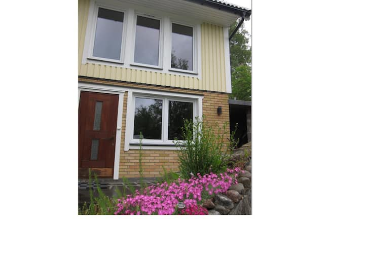 A very charming and uniqe villa 18 min from City