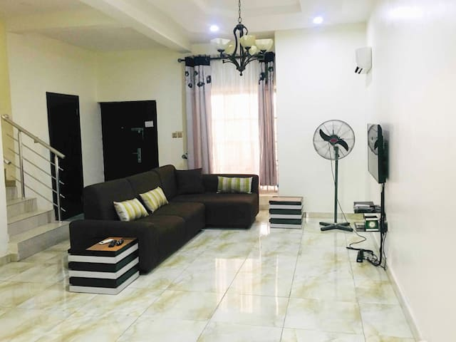 MB Suites  Chevron Toll   Lekki Conservation Park