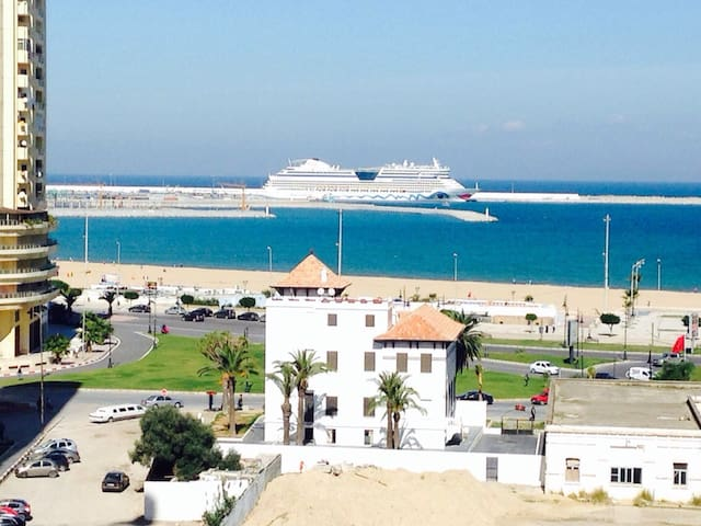 Modern Apartment for Rent in Tangier Morocco - Maidstone - Apartment