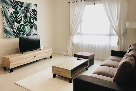 【Just Across CIQ】{JB City} 2BR 2Bath Cozy Getaway