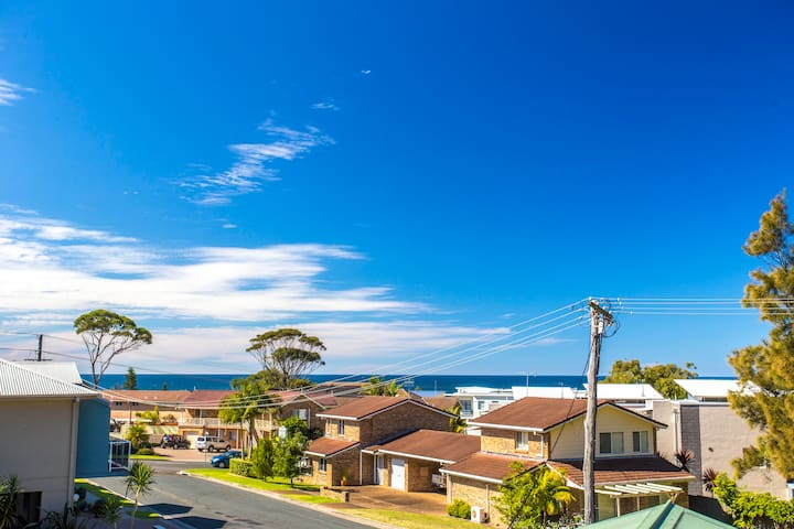 Beach Townhouse  in Mollymook - Mollymook - Apartemen
