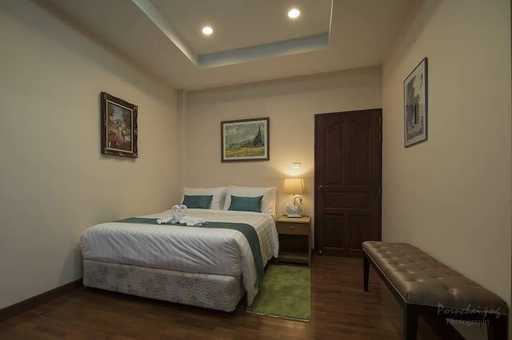 Newly open! Swankiri Resort Queen Bedroom