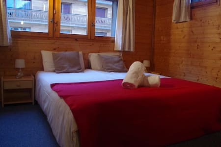 Central Hostel Chatel 2 lit chambre - Châtel - Bed & Breakfast