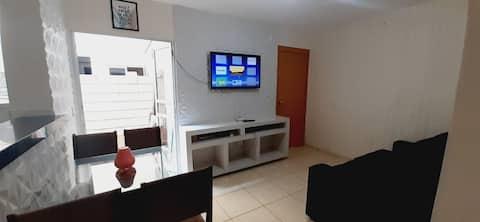 完全なアパートで、立地も良く快適です。