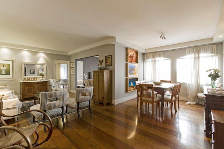 Cozy and elegant apartment in Jardins neighborhood